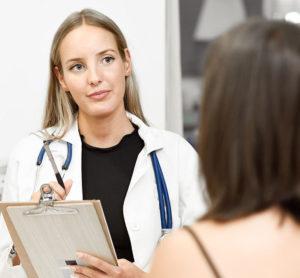 IUI patient, Dr. Walters Arballo